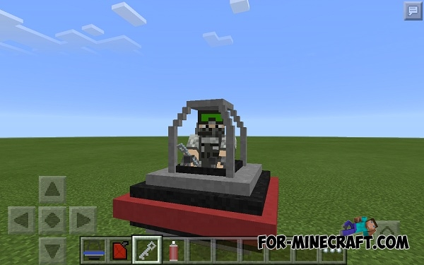 Minecraft How To Build A Just Cause  Car