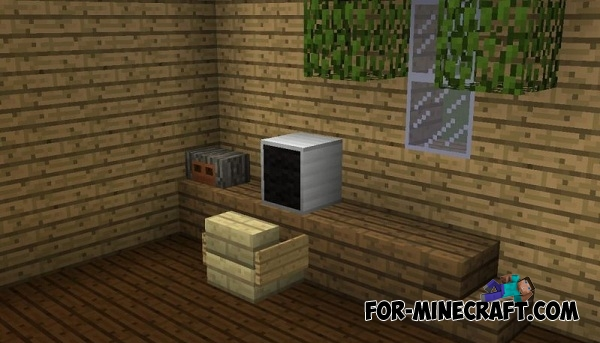 pocket decoration mod v10 for minecraft pe 1 1. Black Bedroom Furniture Sets. Home Design Ideas