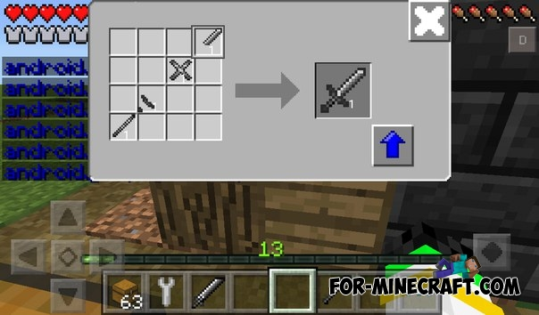 Tinker S Construct Mod For Minecraft Pe 0 13 0 0 13 1