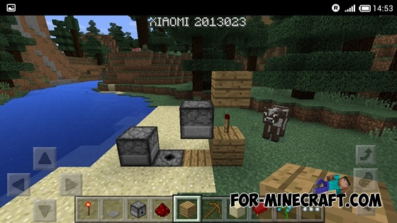 how to get a dispenser in minecraft pe
