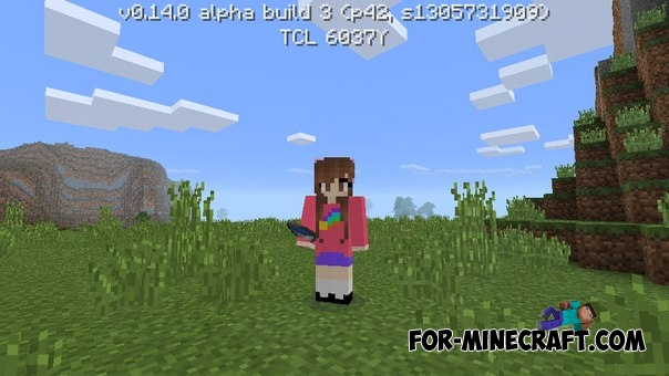 Gravity Falls Skin Pack For Minecraft PE - Skins para minecraft pe 0 15 2