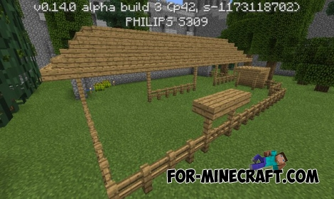 MineCastle map for Minecraft PE 0.14