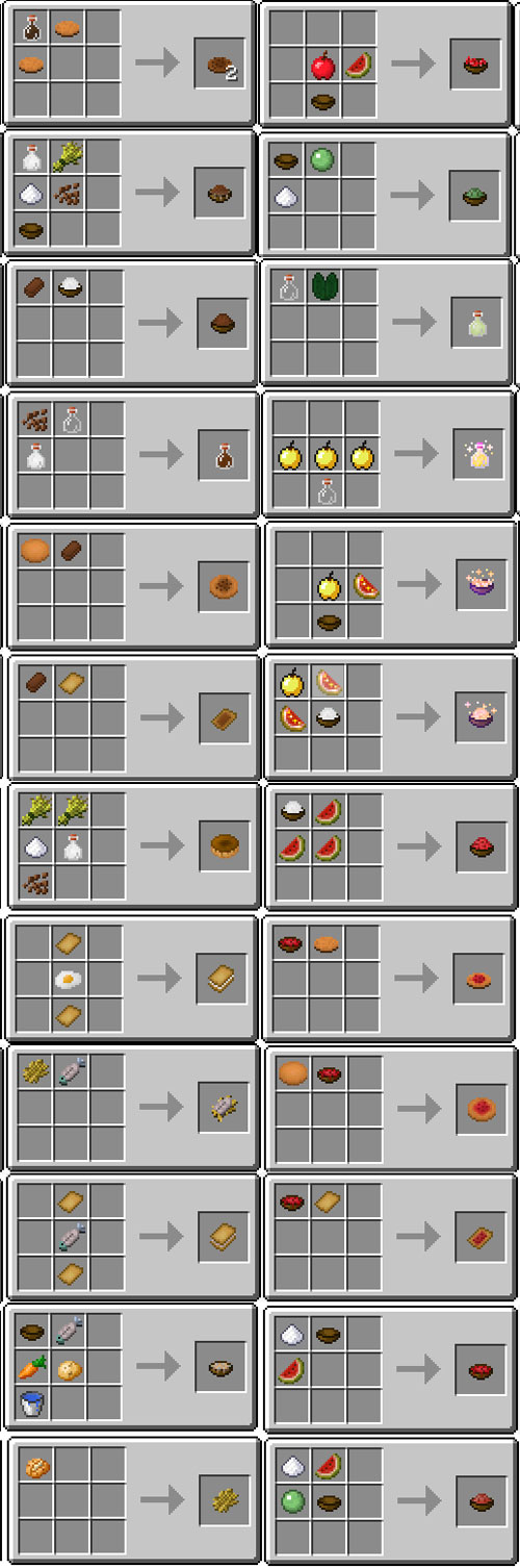 Usefull food mod for minecraft pe 0140 forumfinder Gallery