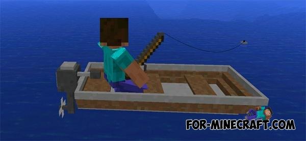 Mech Mod v1.4.0 for Minecraft Pocket Edition 0.13/0.14/0 ...