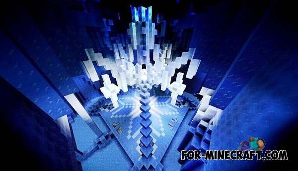 how to get ice in minecraft pe