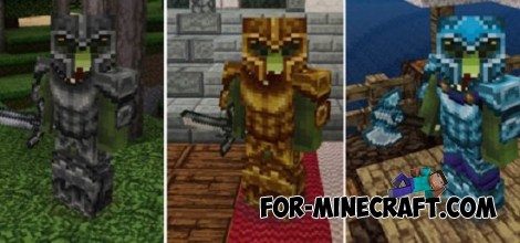 Reforge (32×32) texture for MCPE 0.15.0/0.15.2
