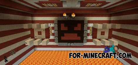 BossFighter map for Minecraft PE 0.15.6