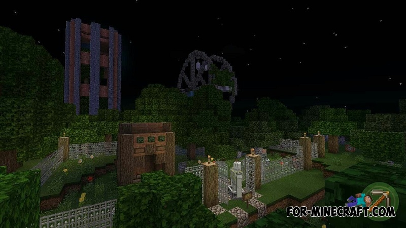 Dead world map for minecraft pe 0150 0159 gumiabroncs Gallery