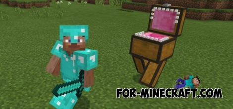 How to Eat in Minecraft PE How to Eat in Minecraft PE new photo