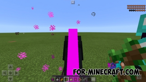 Ender Horse mod for Minecraft PE 0.17