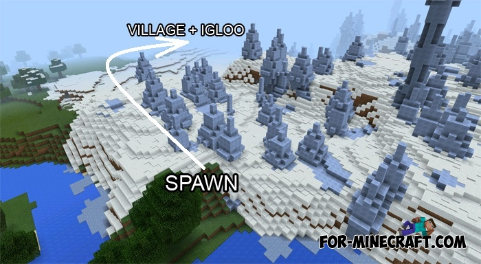 How Do You Build A Igloo In Minecraft