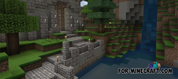 how to get texture packs for minecraft pe android