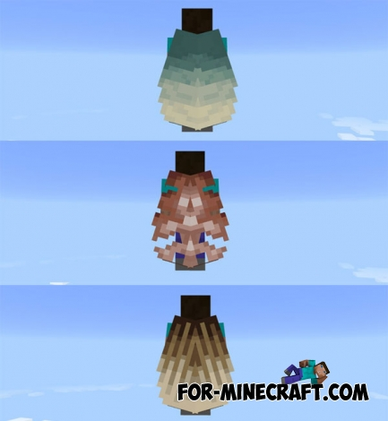 how to use elytra wings minecraft pe