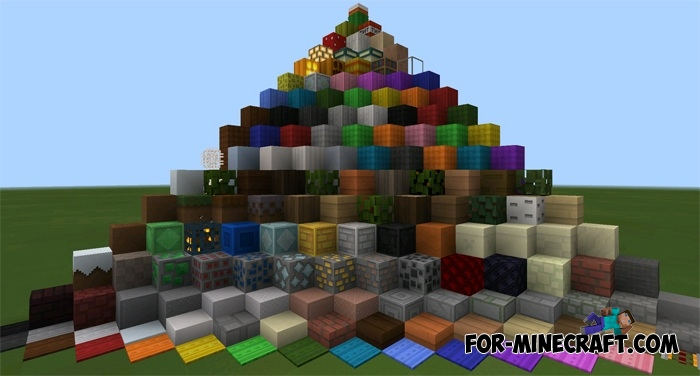 Paper Cut Out Texture Pack Mcpe 1 0 0 1 2 1 7