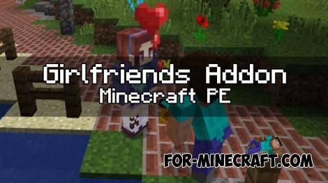 how to get a girlfriend minecraft