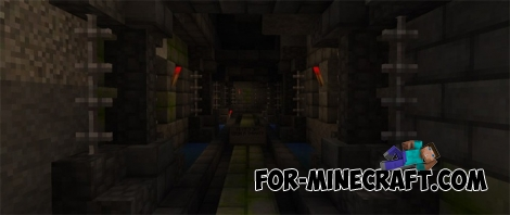 The Living Dead (map + addon) for Minecraft PE 0.17.0/1.0.2