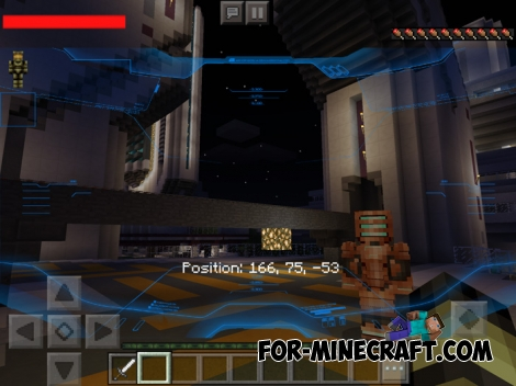 Halo Hud Textures for MCPE 0.17.0/1.0.X