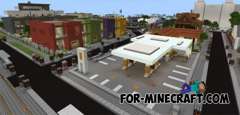 UKS City for Minecraft PE 1.1/1.2