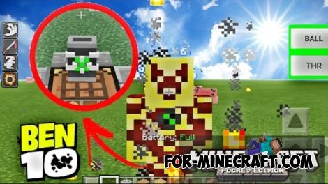 Ben Mod Minecraft PE - Minecraft spielen pocket edition