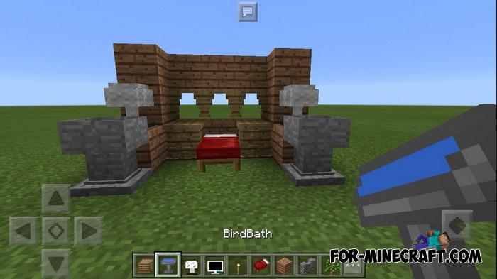 Danxupe Furniture Mod Minecraft Pe 1 2