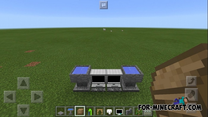 Danxupe Furniture Mod (Minecraft PE 1.2