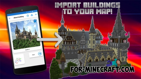 Builder Pro (420+ creations) (Minecraft PE)