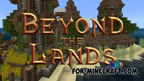 Beyond the Lands textures (PE 1.0.0/1.1)