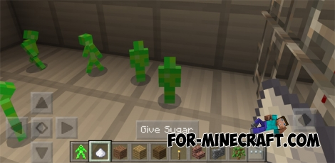 Toy Soldier Addon v4 (Minecraft PE 1.5/1.6)