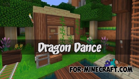 Dragon Dance Texture pack (MCPE 1.1.X)