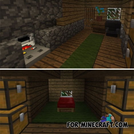 Lonely House for Minecraft PE 1.1.0.9