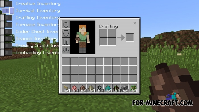 how to make a beacon work in minecraft pe