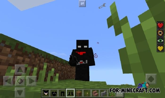 Batman Mod For Minecraft Pocket Edition