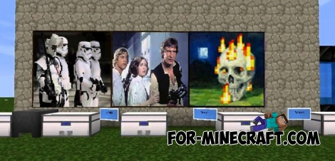 Star Wars Texture Pack (Minecraft PE 1.0+)