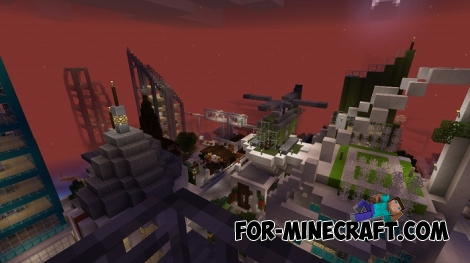 Lexer City for Minecraft PE