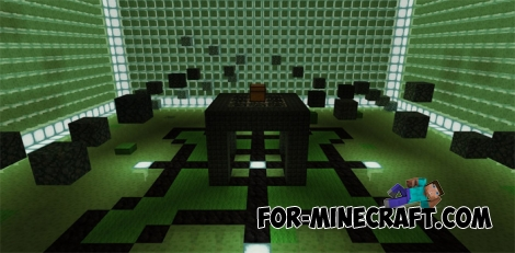 Lucky Block map (Minecraft PE 1.2)
