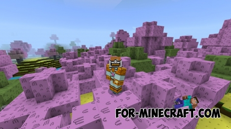 Adventure Time addon (MCPE 1.1+)