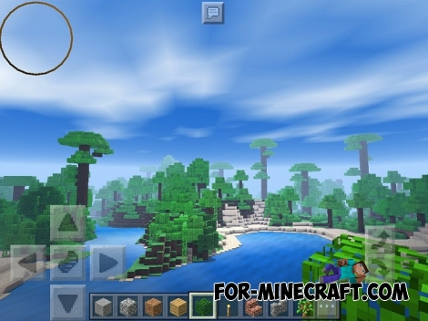 BPPE Shaders for Minecraft PE 1.1