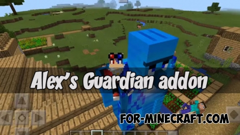 Alex's Guardian for MCPE 1.1