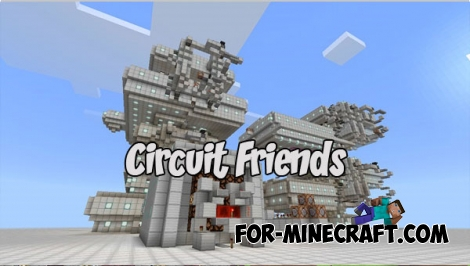 Circuit Friends for Minecraft PE 1.1