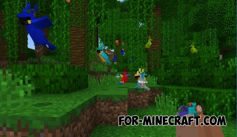 Minecraft PE 1.2 - More features