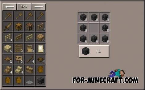 Medieval Craft RG mod (Minecraft PE) - Release  Cinnabar