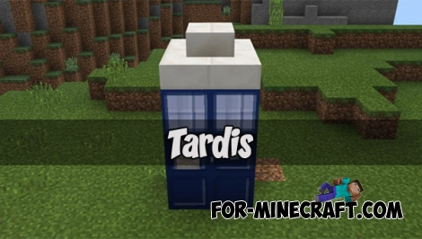 Tardis for Minecraft PE 1.1.3