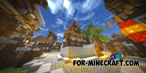 Source Reload shader pack for Minecraft PE 1.1