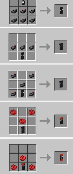 5 Cool Banner Ideas for Minecraft 1.2
