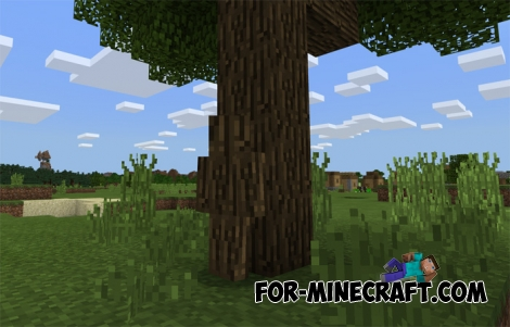 Camouflage skins for Minecraft PE 1.2