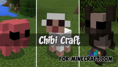 Chibi Craft (Minecraft PE 1.2)