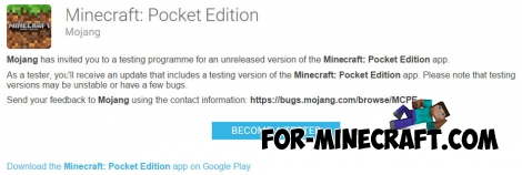 How to install beta versions of Minecraft