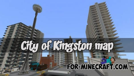 City of Kingston map (PE 1.2)
