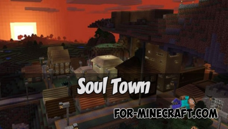 Soul Town for Minecraft PE 1.X