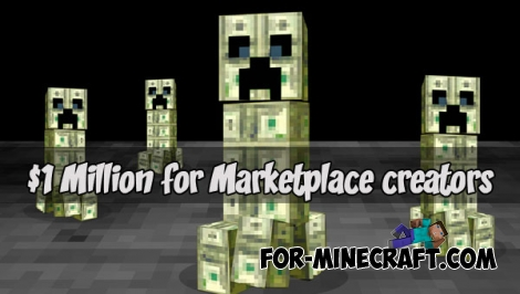 $1 Million for Marketplace creators